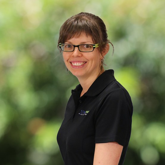 A photo of Andrea Randall, a remedial massage therapist at Tyack Health Manly West