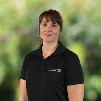 A photo of Kayleen Glass, a remedial massage therapist at Tyack Health Manly West
