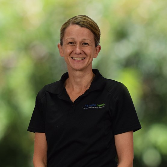 A photo of Kerstin Reineke, a remedial massage therapist at Tyack Health Manly West