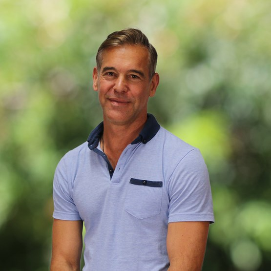A photo of Laurent Cuny, an osteopath at Tyack Health Manly West