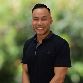 A photo of Jonathan Koh, a Physiotherapist at Tyack Health Manly West
