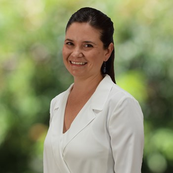 A photo of Amy Sigley, a psychologist at Tyack Health Manly West